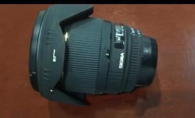 适马 20mm f/1.8 EX DG ASPERICAL RF (尼康口)