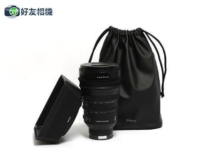 索尼E PZ 18-110mm F4G OSS 电影镜头 SELP18110G*95新连遮光罩*