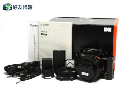 索尼 DSC-RX1RM2 数码相机rx1rm2 全幅 黑卡相机RX1R2 *95新连盒*