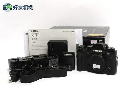 富士  X-T1 单电微单相机 富士文艺复古相机XT1 黑色 *95新连盒*