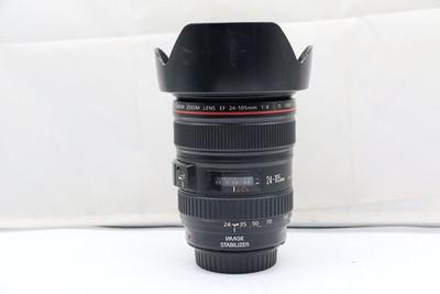 92新二手Canon佳能 24-105/4 L IS USM 防抖镜头 196510深