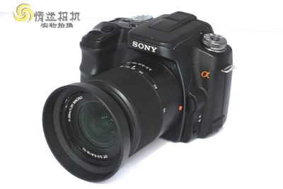 索尼A100套机(18-70mm)(NO:2536 0815)*