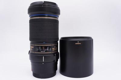 98新腾龙 180mm f/ 3.5Di Macro B01 微距佳能口
