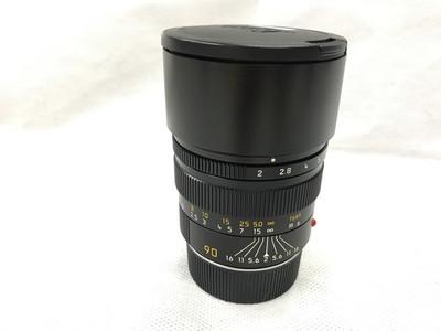 Leica/徕卡 Summicron M 90/2 E55 黑色