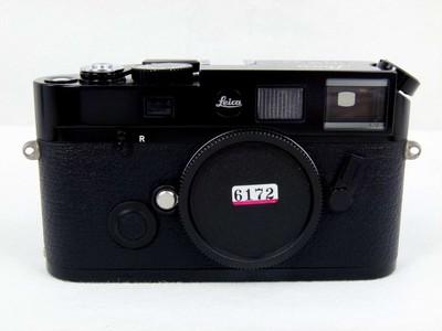 华瑞摄影器材-徕卡Leica M6 LHSA 版黑漆
