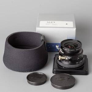 97新 阿尔帕/施耐德 Alpa 47/5.6 APO-Digitar XL MC 镜头 带包装