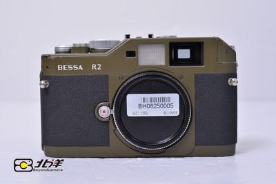 93新 福伦达 Voigtländer Bessa R2绿色限量版 (BH08250005)