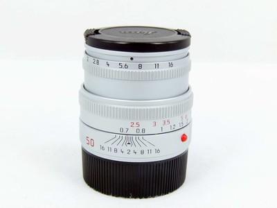 华瑞摄影器材-徕卡Leica Summicron-M 50/2 银色