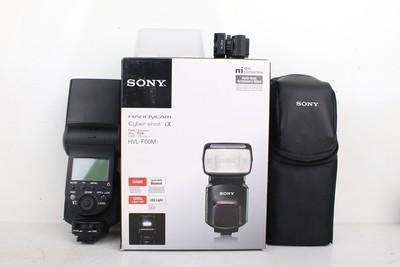 96新二手SONY索尼 HVL-F60M 闪光灯 适用于A7/A7R  032146京