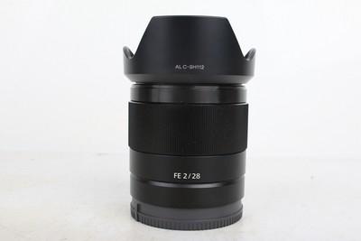95新二手 Sony索尼 28/2 FE E卡口 定焦镜头 182962京