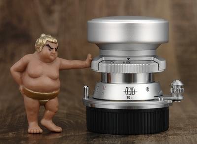 福伦达 HELIAR 50mm f:3.5 101周年纪念版 L39口
