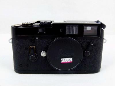 华瑞摄影器材-徕卡Leica M4 黑漆