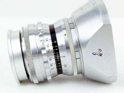 华瑞摄影器材-福伦达至尊 50/1.5 L39原口