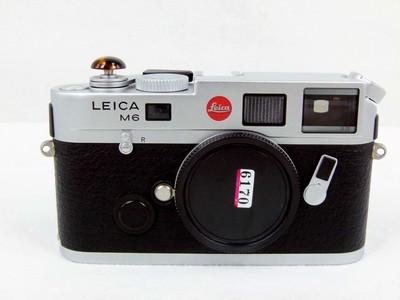 华瑞摄影器材-徕卡Leica M6 银色大盘
