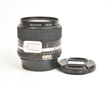 nikon尼康nikkor 35/2 AIS镜头33401