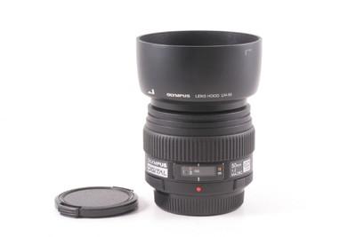 98/奥林巴斯 ZUIKO DIGITAL 50mm f/2.0 Macro 微距 (带遮光罩 )