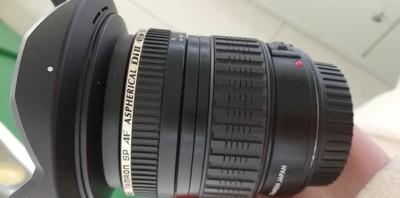 腾龙 SP AF11-18mm f/4.5-5.6