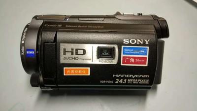 索尼 HDR-PJ760E