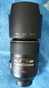 尼康 AF Micro Nikkor 105mm f/2.8D微距镜头