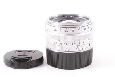 98/卡尔·蔡司 C Biogon T* 35mm f/2.8 (手动镜头 徕卡ZM口)