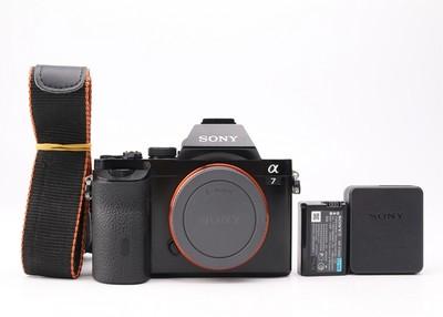 94新二手 Sony索尼 A7单机 微单相机 996168津