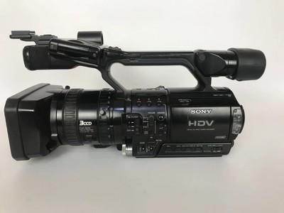索尼 HVR-Z1C 出售索尼Z1C摄像机 成色新!!!