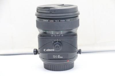 特价95新二手Canon佳能 45/2.8 TS-E 移轴镜头 14821深