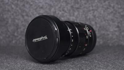 自用 福伦达 NOKTON 25mm f/0.95