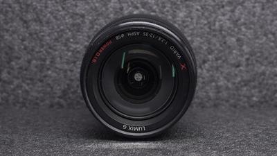 松下 Lumix G X Vario 12-35mm f/2.8 ASPH./POWER O.I.S