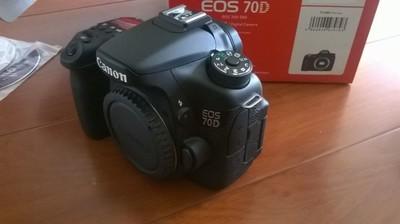 佳能 70D+适马18-200mm镜头+小痰盂=5000可议价