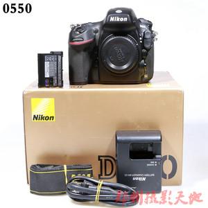 尼康 D800 单反相机 0550