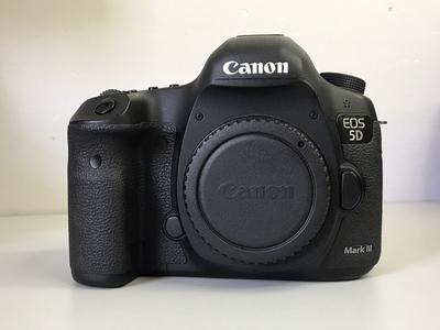 非常新佳能 5D Mark III 数码相机机身【天津福润相机店】