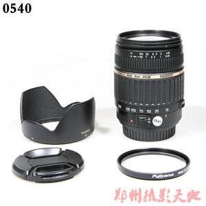 腾龙 18-200mm F/3.5-6.3 Di II VC(B018) 佳能口 0540