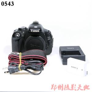 佳能 600D 单反相机  0543