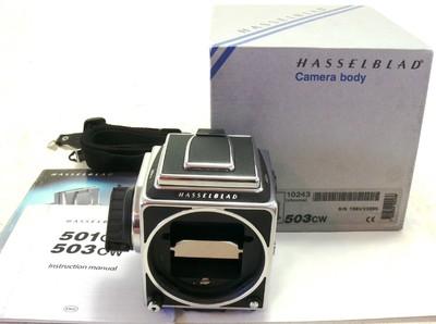 哈苏 Hasselblad 503CW 中画幅机身 裂像对焦屏 带包装