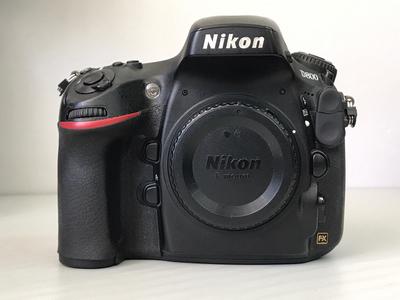 尼康全画幅 D800 单反数码相机机身【天津福润相机店】
