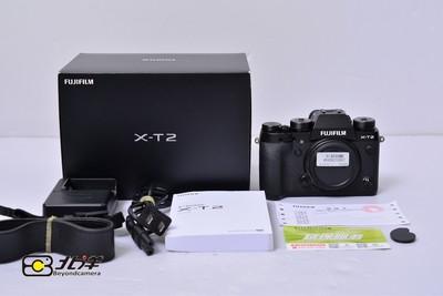 98新 富士 X-T2 行货带包装(BH09210007)