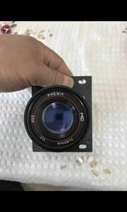凤凰50mm 1.7 mc  带红色镜片 附送研究品业相机 打包优惠