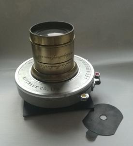 大画幅 Steinheil Munchen Orthostigmat 400 mm /10
