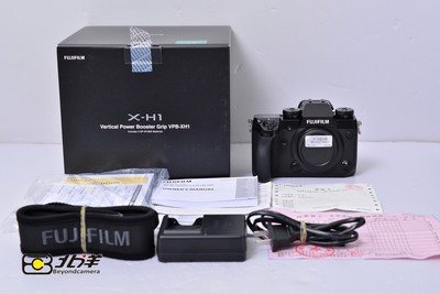 99新 富士 X-H1大陆行货带包装 (BH10270001)
