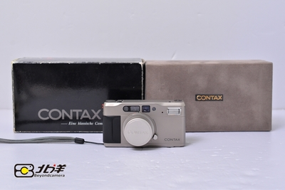 96新 康泰时 CONTAX TVS 带包装(AZ12210008)