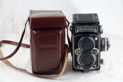 禄来3.5e Rolleiflex 3.5E