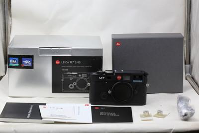 【情迷海印店】【全新】徕卡 M7 黑 0.85 (NO:2885131)现货一台