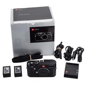徕卡 Leica 大M 240 黑漆机身 鳄鱼皮!带包装,两块电池!