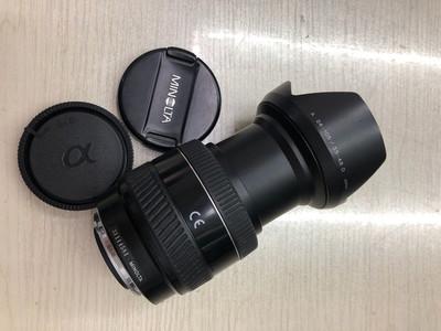 美能达 AF24-105/3.5-4.5D 自动镜头 索尼美能达单反机身通用