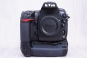 95新赠原装手柄 尼康D700单机 数码单反相机 尼康D700