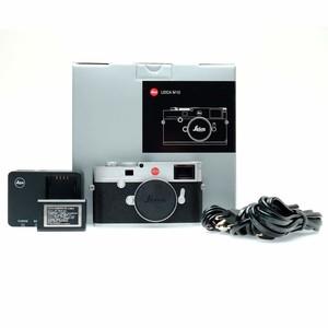 徕卡 Leica M10 银色 数码机身 带包装