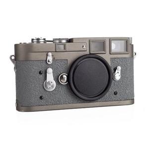 """""""钛色灰皮"""" 定制 徕卡 Leica M3 单次过片 超酷机身!"""
