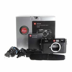 (全新无隐患CCD)实用首选 徕卡 Leica M9 黑漆 带包装
