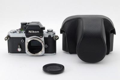 尼康 Nikon F2AS 银色机身 好成色